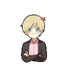 金髪少年(個別スタンプ:16)