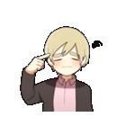 金髪少年(個別スタンプ:18)
