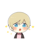 金髪少年(個別スタンプ:19)