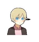 金髪少年(個別スタンプ:24)