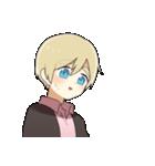 金髪少年(個別スタンプ:25)