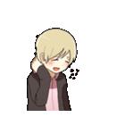 金髪少年(個別スタンプ:27)