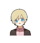 金髪少年(個別スタンプ:30)