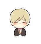 金髪少年(個別スタンプ:31)