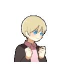 金髪少年(個別スタンプ:32)