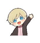 金髪少年(個別スタンプ:36)