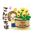 大人が使える日常スタンプ4【春】(個別スタンプ:03)