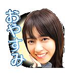乃木坂46 MUSICスタンプ(個別スタンプ:04)