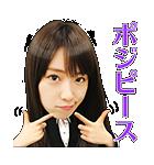 乃木坂46 MUSICスタンプ(個別スタンプ:12)