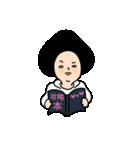 吹き出しのお供に!【3】白目スタイル40個(個別スタンプ:10)