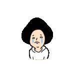 吹き出しのお供に!【3】白目スタイル40個(個別スタンプ:18)