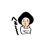吹き出しのお供に!【3】白目スタイル40個(個別スタンプ:26)