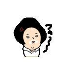 吹き出しのお供に!【3】白目スタイル40個(個別スタンプ:27)