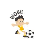 No Football, No Life - 英語(個別スタンプ:2)