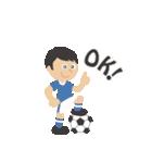 No Football, No Life - 英語(個別スタンプ:5)
