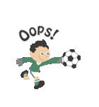 No Football, No Life - 英語(個別スタンプ:10)