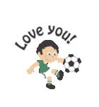 No Football, No Life - 英語(個別スタンプ:13)
