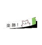 ひらめ犬 3(個別スタンプ:07)