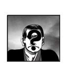 漫画 国際陰謀団(個別スタンプ:39)