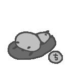 <ち>のつく名前基本セット「チ」 panda(個別スタンプ:38)