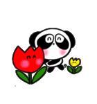 ぱんだのぴ〜ちゃん♪春バージョン♡(個別スタンプ:24)
