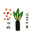 Flower vase(個別スタンプ:15)