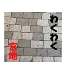 宮地さんの名前スタンプ(個別スタンプ:04)