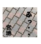 宮地さんの名前スタンプ(個別スタンプ:18)