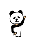 便利なパンダスタンプ(個別スタンプ:02)