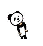 便利なパンダスタンプ(個別スタンプ:03)