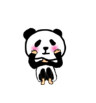 便利なパンダスタンプ(個別スタンプ:04)
