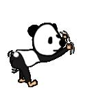 便利なパンダスタンプ(個別スタンプ:11)