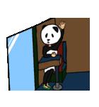 便利なパンダスタンプ(個別スタンプ:32)
