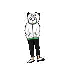 便利なパンダスタンプ(個別スタンプ:39)