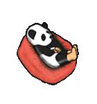 便利なパンダスタンプ(個別スタンプ:40)