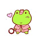 蛙探偵ケロ・ホームズ(個別スタンプ:03)