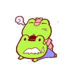 蛙探偵ケロ・ホームズ(個別スタンプ:05)