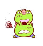 蛙探偵ケロ・ホームズ(個別スタンプ:06)