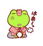 蛙探偵ケロ・ホームズ(個別スタンプ:13)