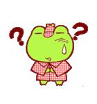 蛙探偵ケロ・ホームズ(個別スタンプ:14)