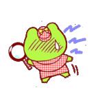 蛙探偵ケロ・ホームズ(個別スタンプ:15)