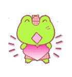 蛙探偵ケロ・ホームズ(個別スタンプ:17)