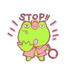 蛙探偵ケロ・ホームズ(個別スタンプ:18)