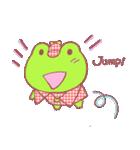 蛙探偵ケロ・ホームズ(個別スタンプ:21)