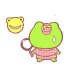 蛙探偵ケロ・ホームズ(個別スタンプ:22)