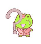蛙探偵ケロ・ホームズ(個別スタンプ:25)