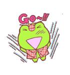 蛙探偵ケロ・ホームズ(個別スタンプ:26)