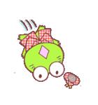 蛙探偵ケロ・ホームズ(個別スタンプ:27)