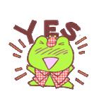 蛙探偵ケロ・ホームズ(個別スタンプ:29)