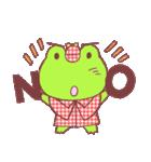 蛙探偵ケロ・ホームズ(個別スタンプ:30)
